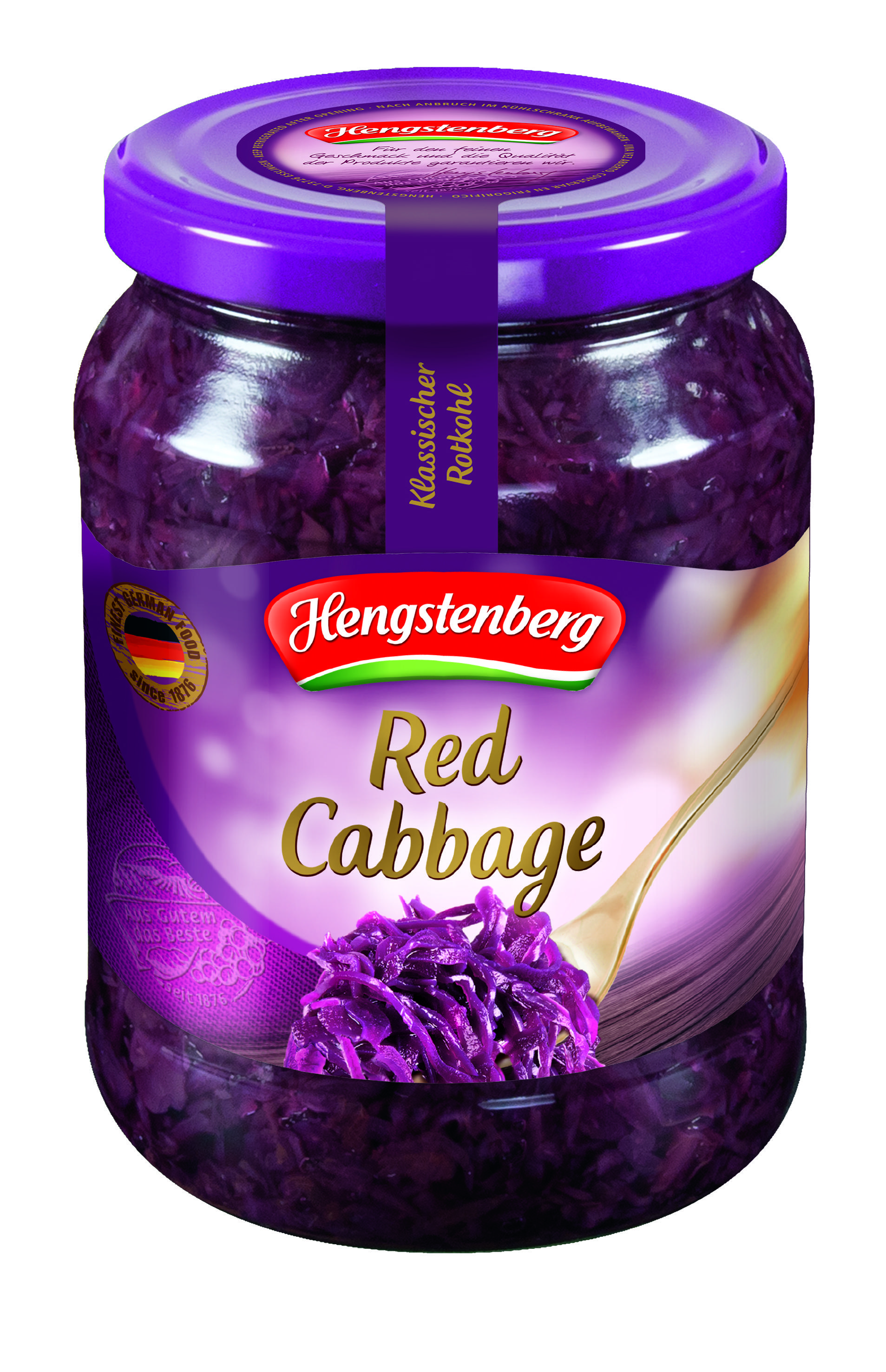 HENGSTENBERG - RED CABBAGE 720ml x 6