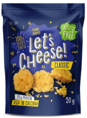 Let's Cheese - Classic 50g x8