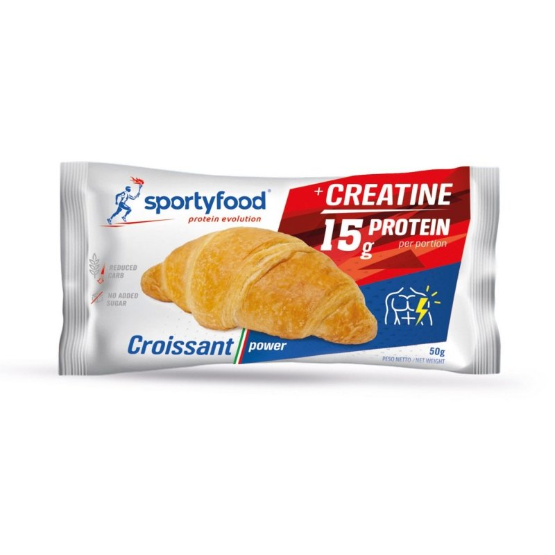 Sportyfood - Croissant 50g x30