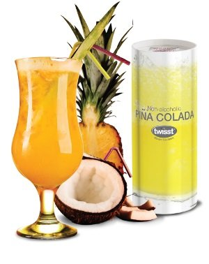 TWISST MOCKTAILS - PINA COLADA 240ml x12