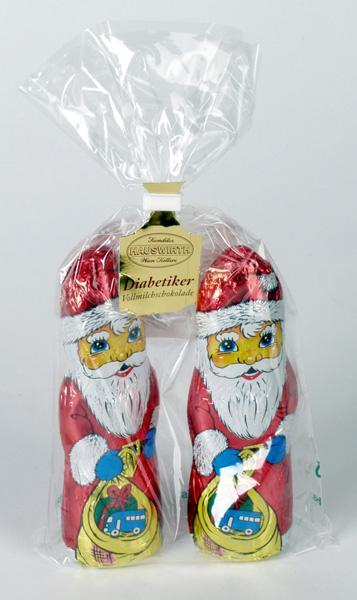 Hauswirth - Santa Sugar Free in Bag (2x50g) 100g x24
