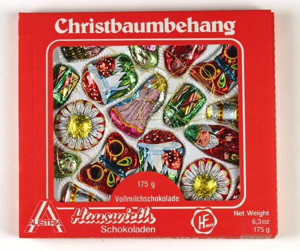 Hauswirth - Assorted Decorations in Box (4 BOXES) 175g x1