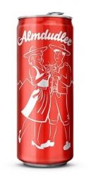 ALMDUDLER CAN 330mL x24
