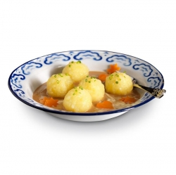 BURGIS - MINI POTATO DUMPLINGS 25g x120 (3x 40 pieces)