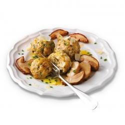 BURGIS - MINI BREAD DUMPLINGS 25g x120 (1x 120 pieces)