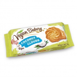 Coppenrath - Vegan Bakery Coconut Clouds 200g x15