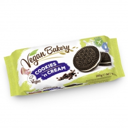 Coppenrath - Vegan Bakery Cookies n' Cream 200g x15