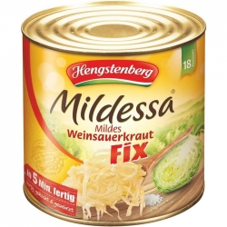 HENGSTENBERG - MILDESSA FIX SAUERKRAUT 2650ml x1