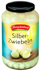 HENGSTENBERG - COCKTAIL ONIONS 2650ml x 1