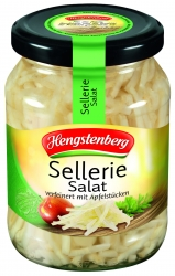 HENGSTENBERG - CELERY SALAD W APPLE SHREDDED 370ml x 6
