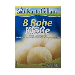 KARTOFFELLAND - RAW DUMPLING MIX 240g x12