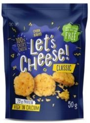 Let's Cheese - Classic 50g x8 - Click for more info