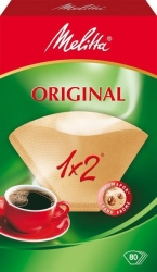 MELITTA - FILTER PAPER 1x2 (Small) x18