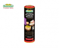 MESTEMACHER - PARTY PUMPERNICKEL ROUNDS 250g x 12