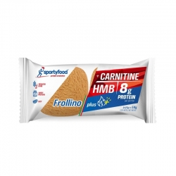 Sportyfood - Frollino Almond 50g x15 - Click for more info
