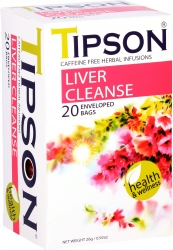 Tipson - Liver Cleanse - 20 x 6