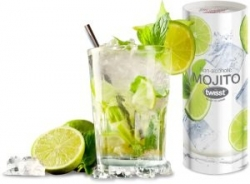 TWISST MOCKTAILS - MOJITO 240ml x12 - Click for more info
