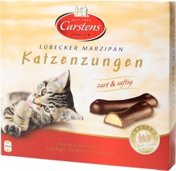 Carstens - Lubeck Cat Tongues 100g x12