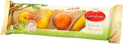 Carstens - Fruits 4 pack in tray / cello 65g x9