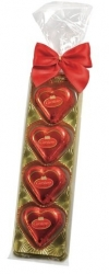 Carstens - Lubeck hearts with Clip and Ribbon 50g x18