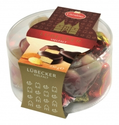 Carstens - Lubeck Fine Marzipan Variety Box 225g x1