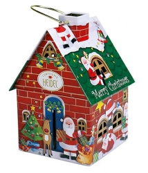 Heidel - Christmas Time Cottage 113g x6