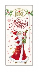Heidel - Choco Greetings White Xmas 30g x48