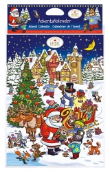 Heidel - Advent Calendar Xmas With Friends 75g x16