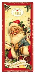 Heidel - Chocolate Greetings Xmas Nostalgia 30g x48