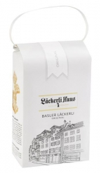 LAECKERLI HUUS - BASLER LAECKERLI ORIGINAL IN BAG 300g x 12