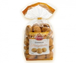 Honey Cookies in Bag 300g x20