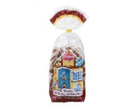 Wicklein - Coloured Chocolate Lebkuchen 300g x25