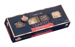 "Wicklein - Creation Finest Elisen ""Quartett"" 4 Kind 25%+ 250g x25"